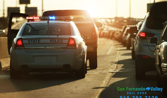 california police pursuit laws