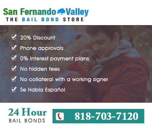 san fernando valley bail bonds